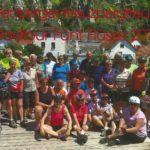 Gruppenbild Fünf Flüsse Radtour 2016